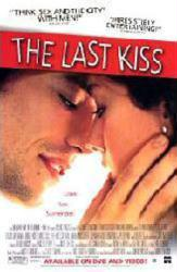 The Last Kiss movie poster [a Gabriele Muccino film] video version