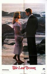 The Last Tycoon movie poster [Robert De Niro] 27x41 original 1976