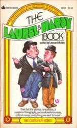 The Laurel & Hardy Book paperback (1973) edited by Leonard Maltin