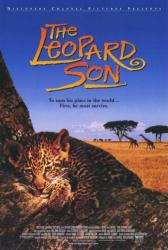The Leopard Son movie poster (video poster) 27x40
