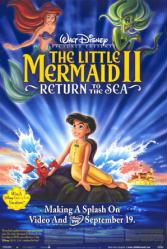 The Little Mermaid II: Return to the Sea movie poster [Disney] 26x40