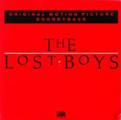 The Lost Boys soundtrack poster: Vintage LP/Album flat (1987)
