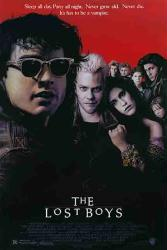 The Lost Boys movie poster [Jason Patric, Kiefer Sutherland] 24x36