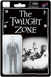 "The Twilight Zone: The Major 4"" action figure (Bif Bang Pow) Series 3"