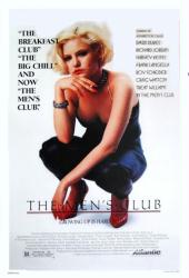 The Men's Club movie poster [Jennifer Jason Leigh] original 27 X 41
