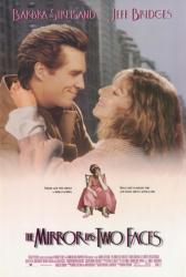 The Mirror Has Two Faces movie poster [Barbra Streisand, Jeff Bridges]