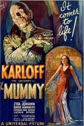 The Mummy movie poster [Boris Karloff] 1932 Universal (24x36')