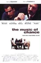 The Music of Chance movie poster [James Spader & Mandy Patinkin] video