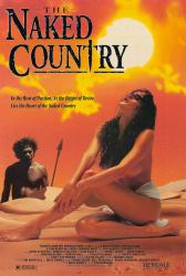 The Naked Country movie poster [Rebecca Gilling]