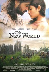 The New World movie poster [Colin Farrell] 27x40 video version