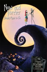 The Nightmare Before Christmas movie poster (Now and Forever) 22x34