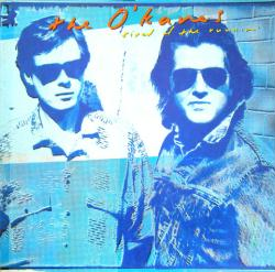 The O'Kanes poster: Tired of the Runnin' vintage LP/album flat