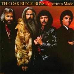 The Oak Ridge Boys poster: American Made vintage LP/album flat