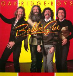 The Oak Ridge Boys poster: Bobbie Sue vintage LP/album flat