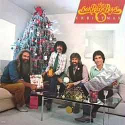 The Oak Ridge Boys poster: Christmas vintage LP/album flat