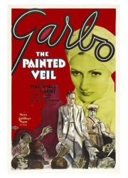 The Painted Veil movie poster (1934) [Greta Garbo] 18x24