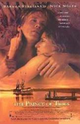 The Prince of Tides movie poster [Barbra Streisand/Nick Nolte] VG