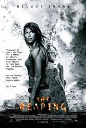 The Reaping movie poster [Hilary Swank, AnnaSophia Robb] 27x40