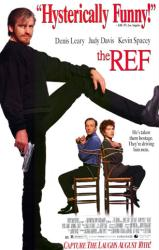 The Ref movie poster [Denis Leary, Judy Davis & Kevin Spacey] video