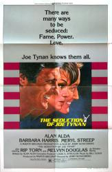The Seduction of Joe Tynan movie poster [Alan Alda/Meryl Streep] 27x41