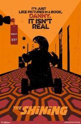 The Shining movie poster: Danny (22x34) 1980 Stanley Kubrick film