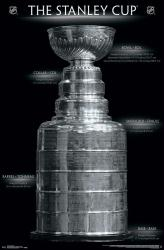 The Stanley Cup poster (NHL) 22x34