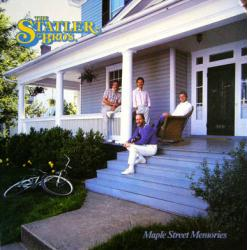 The Statler Bros. poster: Maple Street Memories vintage LP/Album flat