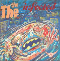 The The poster: Infected vintage LP/Album flat