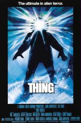 The Thing movie poster [1982 John Carpenter film] 24x36