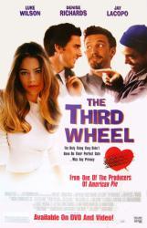 The Third Wheel movie poster [Luke Wilson, Denise Richards] 26x40