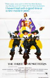The Three Musketeers movie poster [Oliver Reed] 1974 original 27x41