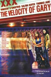 The Velocity of Gary movie poster [Vincent D'Onofrio, Salma Hayek] NM