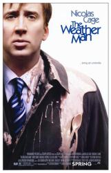The Weather Man movie poster [Nicolas Cage] 27x40 Spring variant