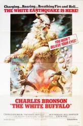 The White Buffalo movie poster [Charles Bronson] 27x41 original