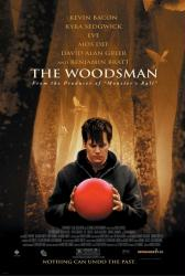 The Woodsman movie poster [Kevin Bacon] original 27x40