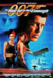 The World Is Not Enough movie poster [Pierce Brosnan as James Bond] NM