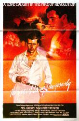 The Year of Living Dangerously movie poster [Mel Gibson] 27x41