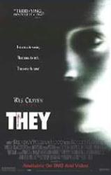 They movie poster (2002) 26x40 video version NM