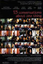 Thirteen Conversations About One Thing movie poster (27x40 original)
