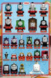 Thomas the Tank Engine & Friends: Characters (24x36)