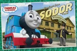 Thomas the Tank Engine poster: Greetings From Sodor (36'' X 24'')