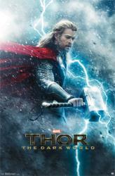 Thor: The Dark World movie poster [Chris Hemsworth] 22x34