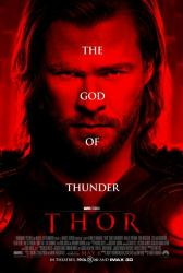 Thor movie poster [Chris Hemsworth] 27 X 40 original 2011 one-sheet