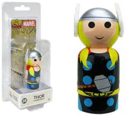 Marvel: Thor Pin Mate #28 wooden figure (Bif Bang Pow)