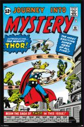 The Mighty Thor poster: Journey Into Mystery issue 83 cover (24 X 36)