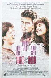 Three for the Road poster [Ruck, Charlie Sheen, Kerri Green] 27x41