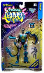 Total Chaos: Thresher action figure [RePaint/Variant] (McFarlane/1996)
