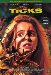 Ticks movie poster (a.k.a. Infested) [Ami Dolenz] 27x40