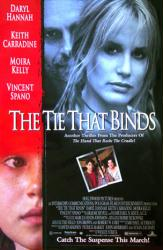 The Tie That Binds movie poster [Daryl Hannah & Keith Carradine] video