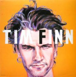Tim Finn poster: Tim Finn vintage LP/album flat (1989)